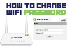 ncf how to change wifi password