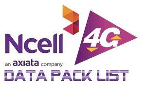 data pack
