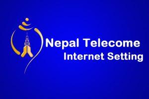ntc internet setting